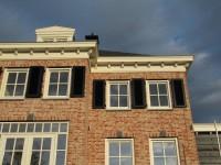 voorbeeld huis aluminium louvre luiken