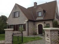 voorbeeld huis paneel luiken v-groef aluminium