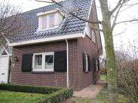 voorbeeld huis met louvre luiken van aluminium