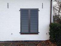 schuifluiken vensterluik raamluik