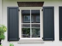 voorbeeld aluminium vensterluiken paneel v-groef